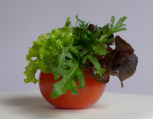 NPS Salat in Tomate